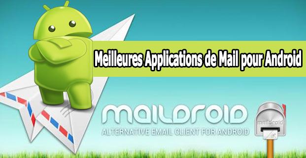 Applications de Mail