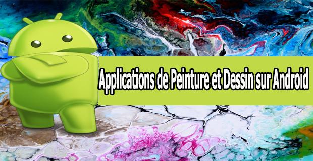 Meilleures Applications de Peinture et Dessin sur Android