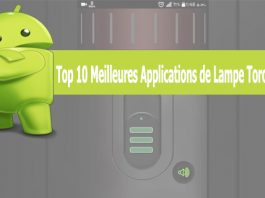 Meilleures Applications de Lampe Torche Android