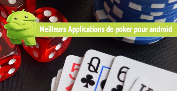 Meilleurs Applications de poker pour android