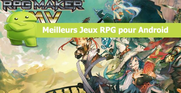 Meilleurs Jeux RPG pour Android