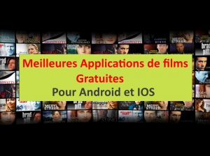 applications de film