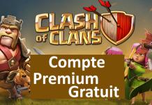 Compte premium Clash of Clan