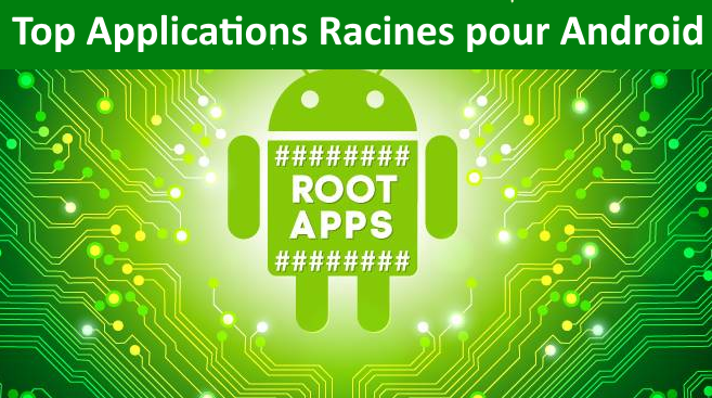 applications racines