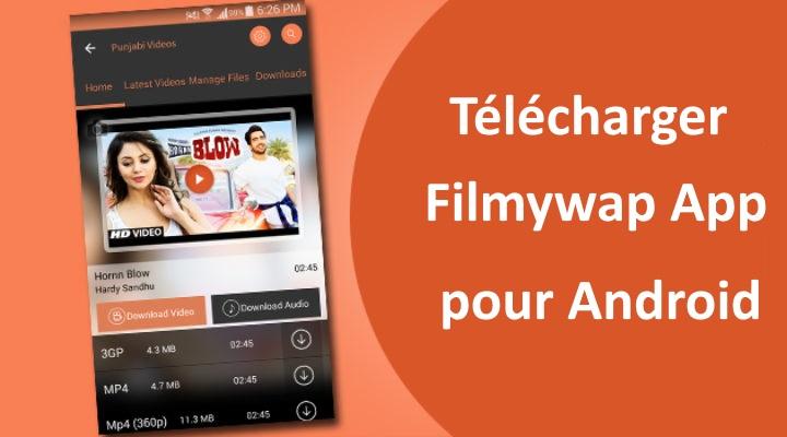 Filmywap App