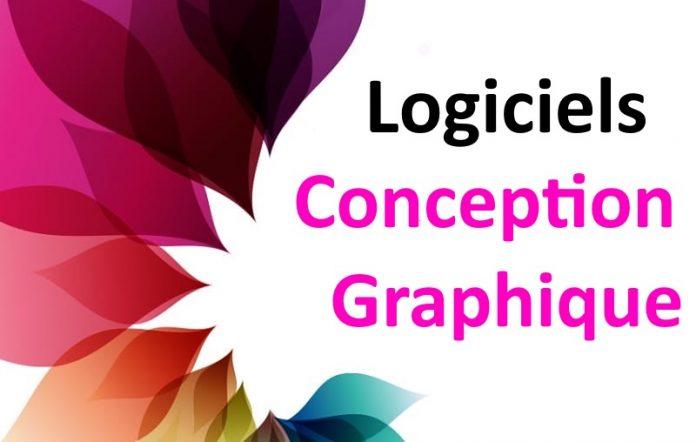 logiciels de conception graphique