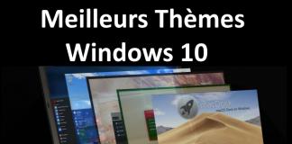 Thèmes Windows 10