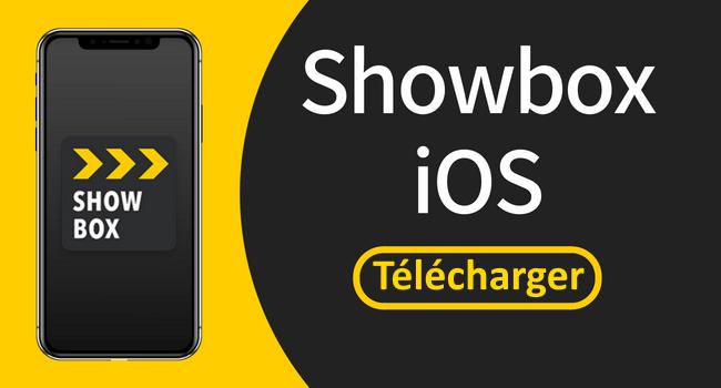 Showbox pour iPhone
