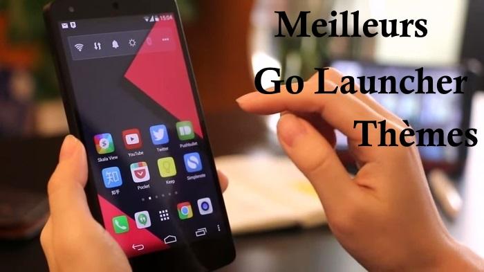 Go Launcher Thèmes