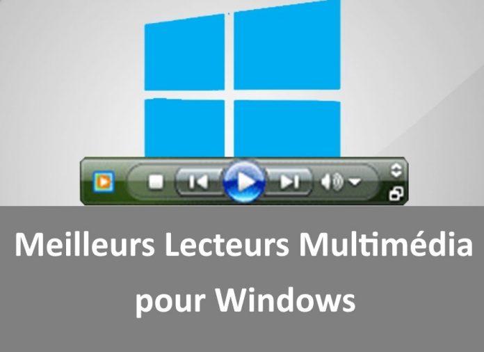 lecteurs multimédias pour Windows
