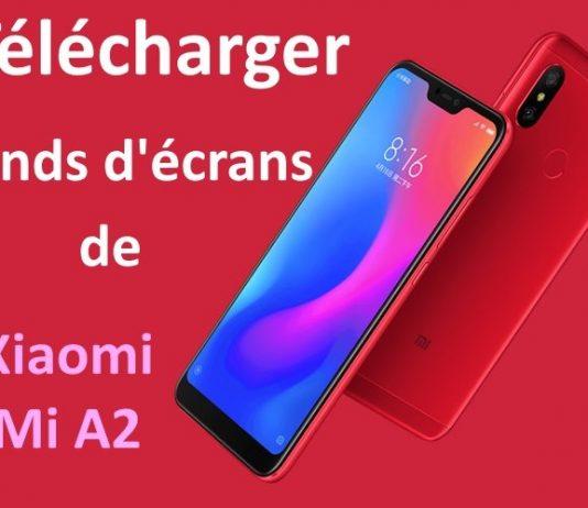 Xiaomi Mi A2 Fonds d'écran