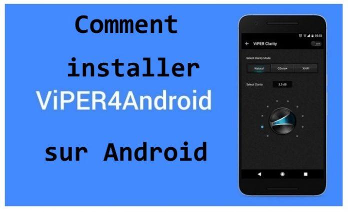 installer Viper4Android Fx